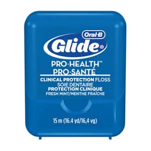 Glide Pro-Health Clinical Protection Floss(72個セット)