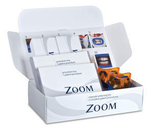 Zoom Chairside Kit 25% 2回分(NiteWhite 22%付)
