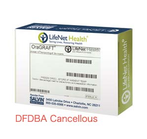Oragraft DFDBA Cancellous 5.0cc (1-8mm Crushed)