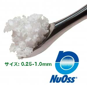 NuOss Cancellous 0.25g