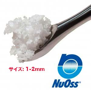 NuOss Cancellous 0.5g (1-2mm)