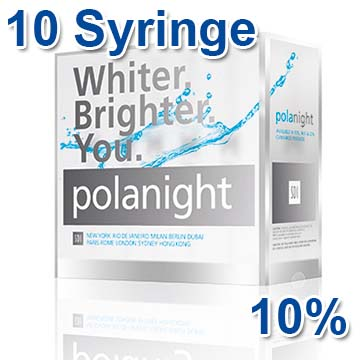 Pola Night 10 Syringe Kit 10%